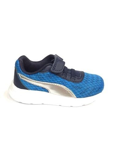 Puma Crocs 204536-40M Classic Clog Çocuk Sandalet Mavi